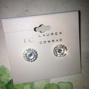 LC Blue & Silver Earrings 💙